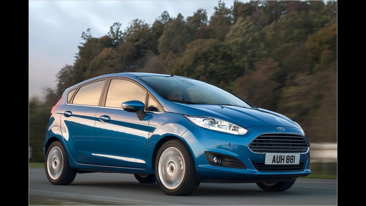 Ford: Einliter-Dreizylinder-EcoBoost (Ford Fiesta)