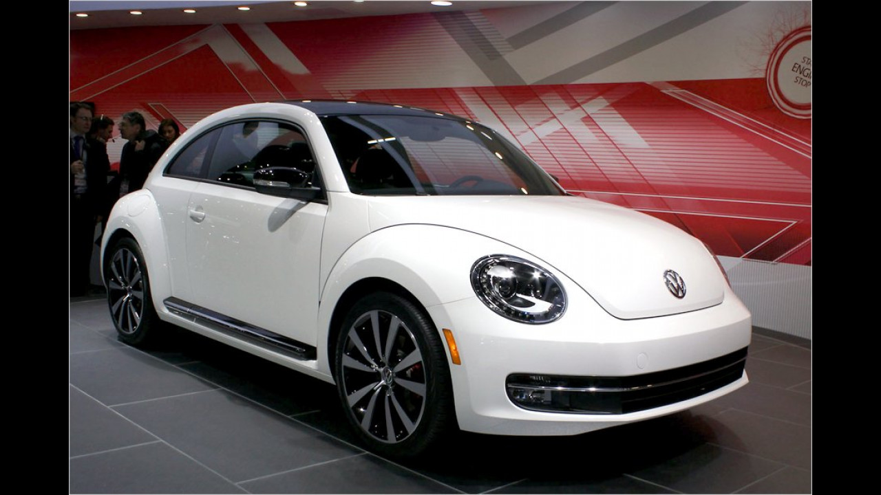 VW Beetle Turbo