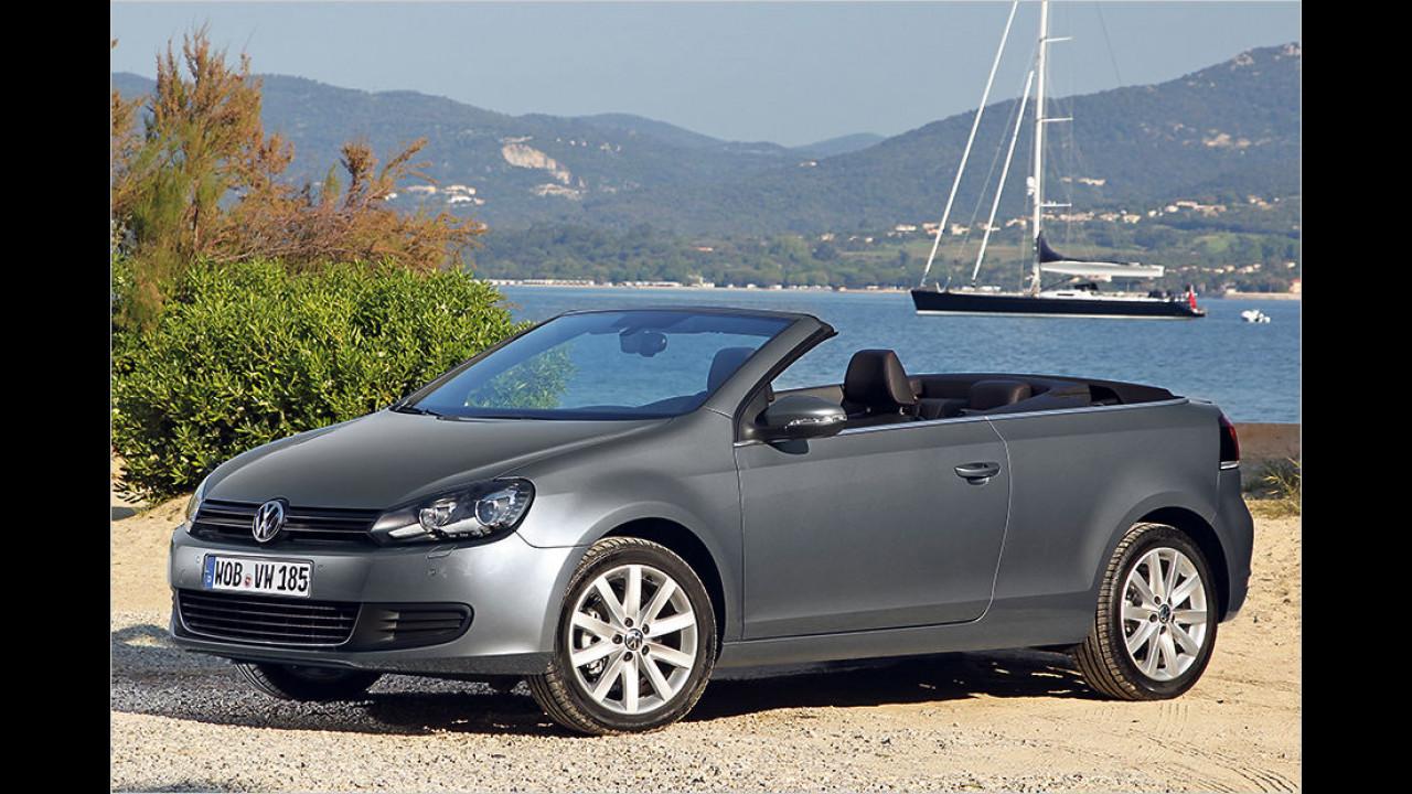 VW Golf VI Cabriolet (seit 2011)