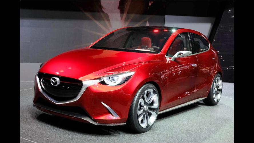 Mazda 2 (2014): So wird der neue Kleinwagen