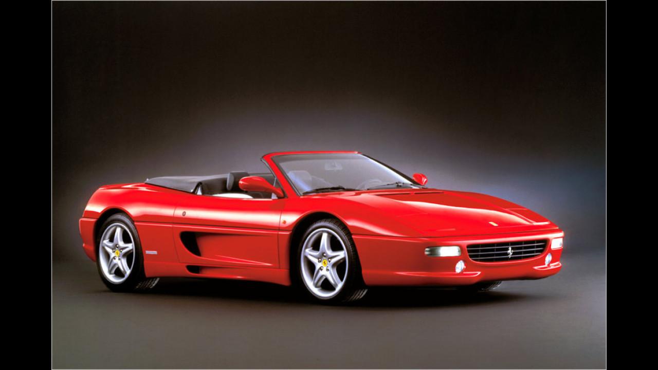 Ferrari 355 Gts Goldeneye 1995 The Rock 1996 Motor1 Com Fotos