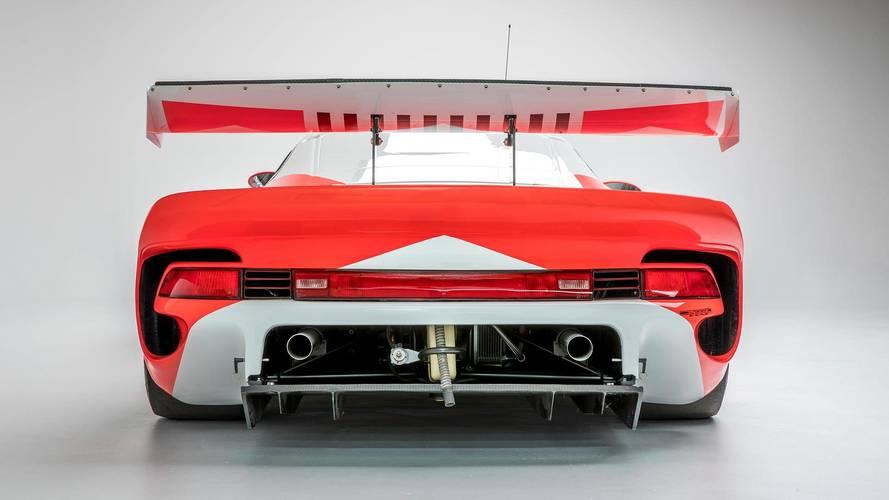 Porsche 993 GT1