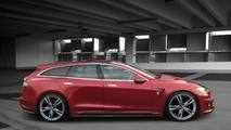 Ares Design Tesla Model S Wagon