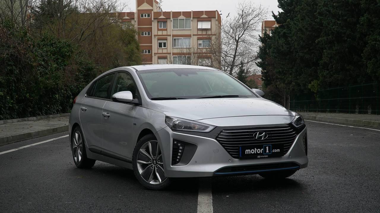 Hyundai Ioniq Hybrid Elite Plus