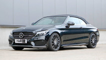 "Mercedes-AMG C 43 mit H&R-""Facelift"""