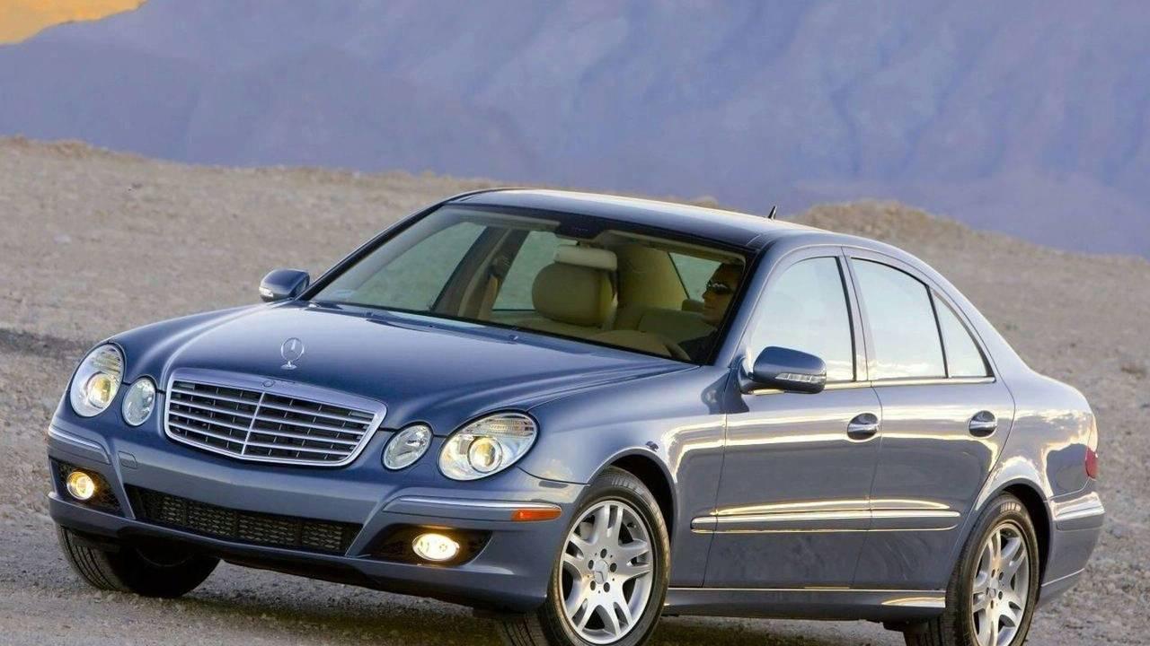 2007 World Green Car: Mercedes-Benz E 320 BlueTEC