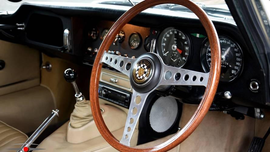 Jaguar E-Type 4.2