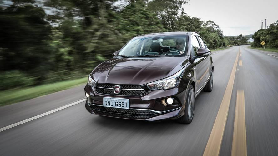 Fiat Cronos fica até R$ 1.500 mais caro e parte de R$ 58.990