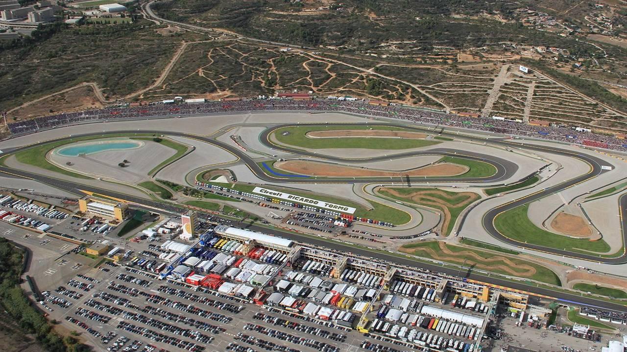 Circuito Ricardo Tormo : Racing legends en el circuit ricardo tormo motor fotos