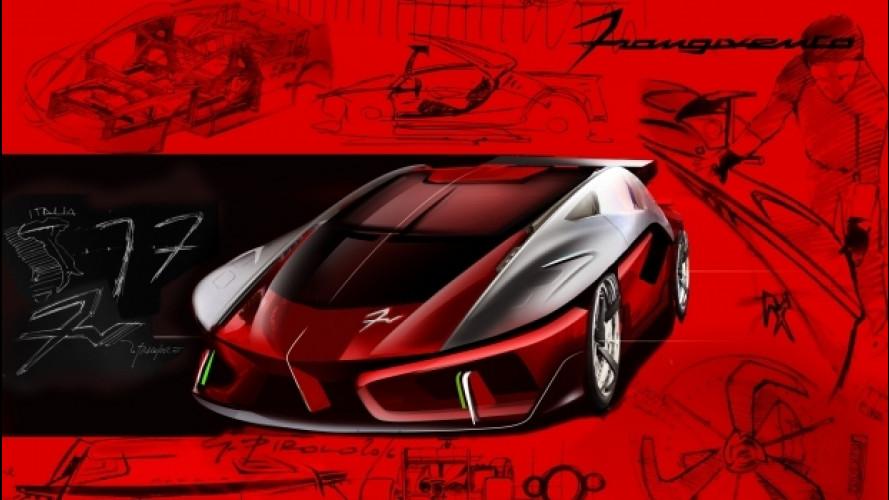 Frangivento Asfanè HyperSportItalia, quella dedicata al Motor Show