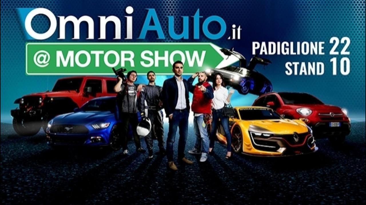 [Copertina] - Motor Show, Meet OmniAuto.it, chi incontriamo questo weekend