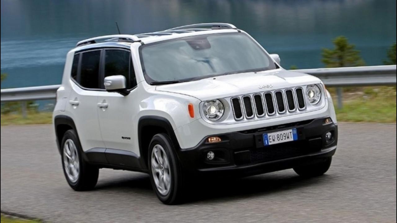 [Copertina] - Jeep Renegade, la promozione per i neopatentati