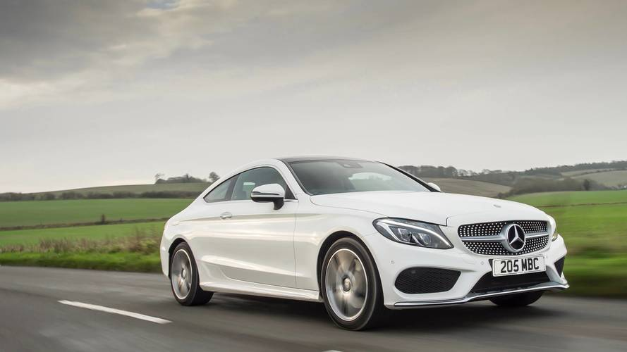 2015 Mercedes C-Class Coupe review: Executive elegance