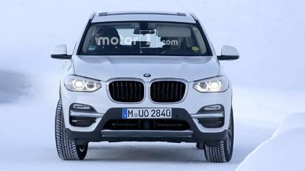 Un concept du BMW X3 électrique à Pékin ?