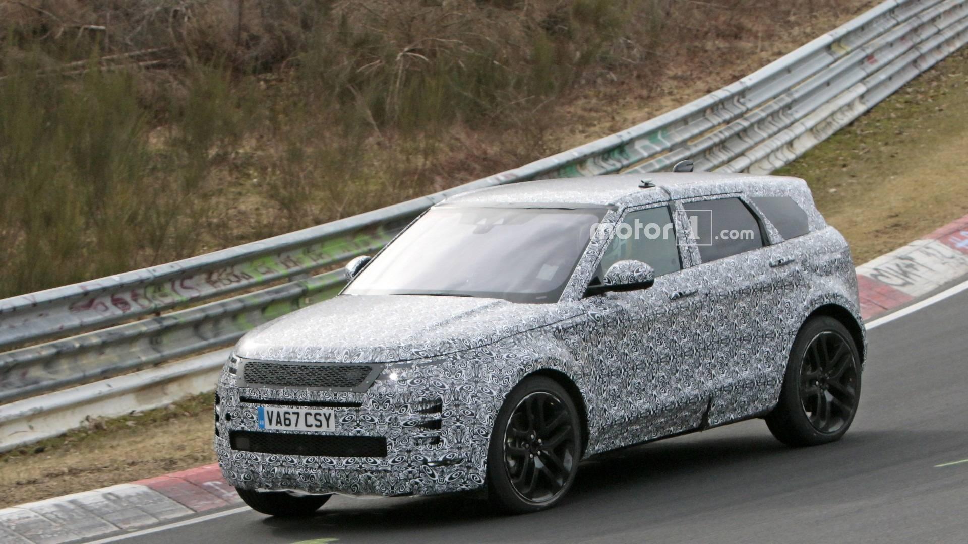 2019 Range Rover Evoque Render Tries To Predict The Baby Velar