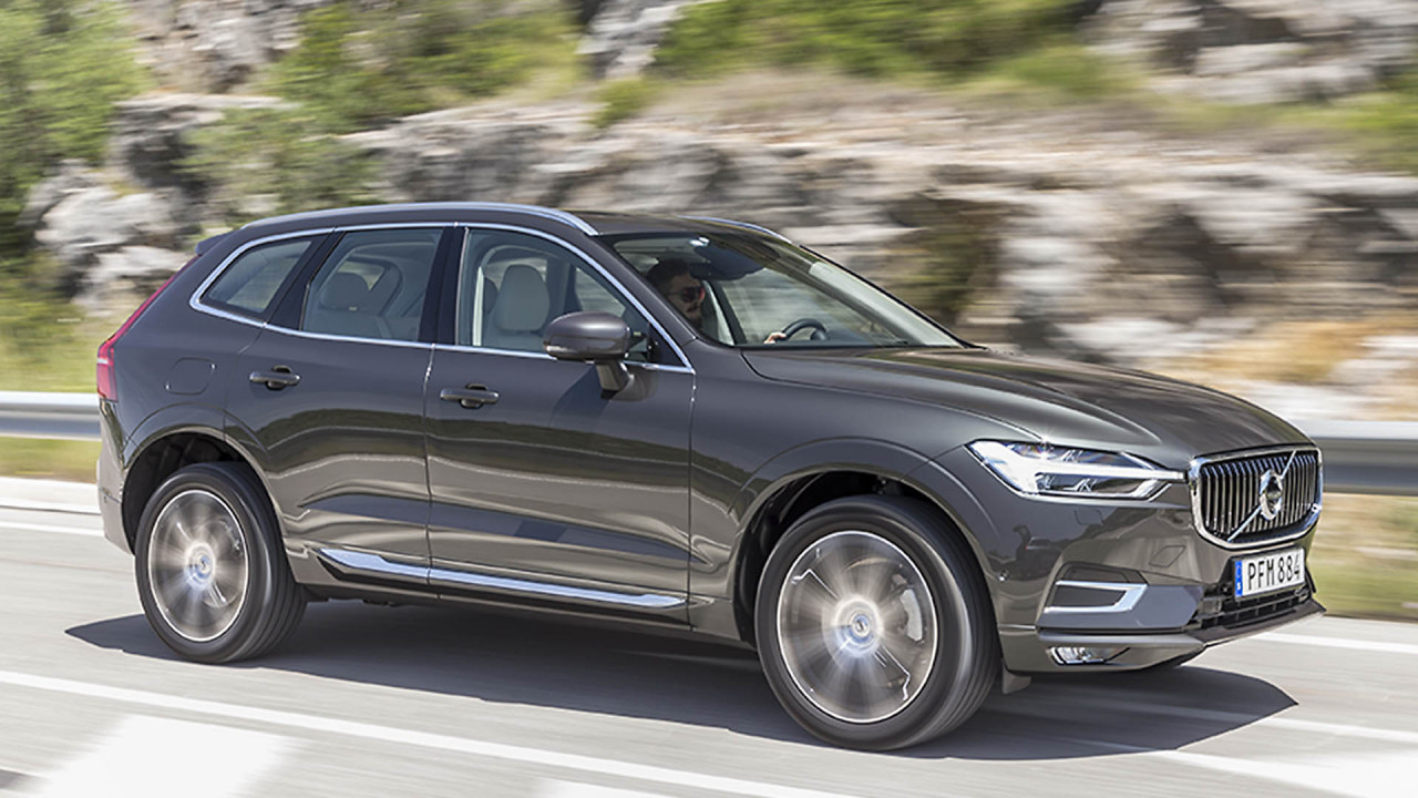 World Car of the Year 2018: Volvo XC60