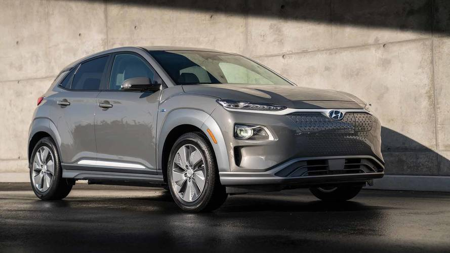 Hyundai Will Satisfy U.S. Hunger For Kona Electric
