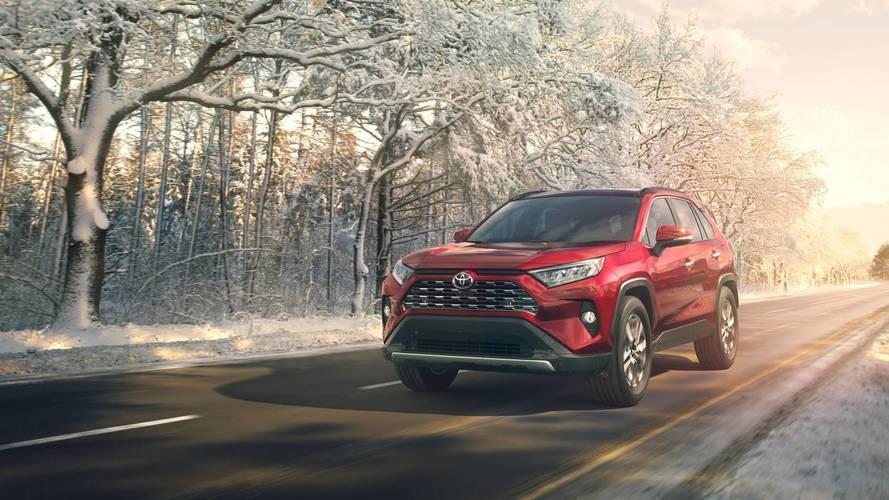 Toyota'dan yeni RAV4 için büyük yatırım