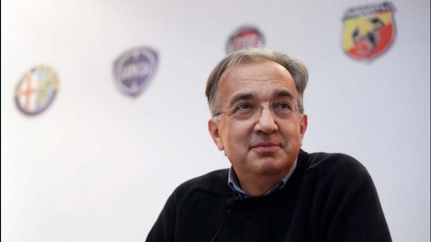 Sergio Marchionne non sarà al Salone di Parigi