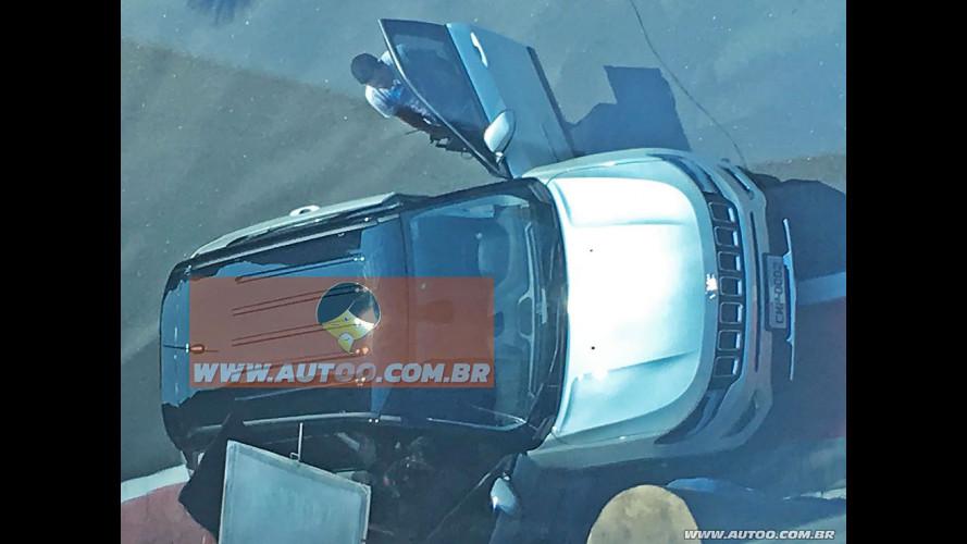 Nuova Jeep Compass, in Brasile è già pronta: le foto spia