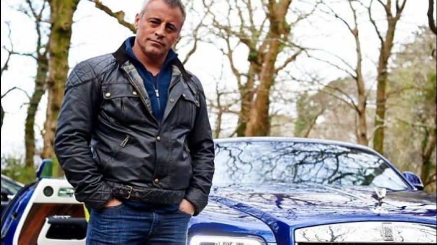 [Copertina] - Top Gear, LeBlanc conduttore nel 2017