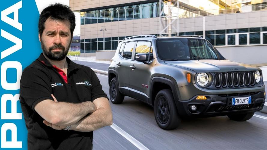 Jeep Renegade, pochi ritocchi per confermare il successo