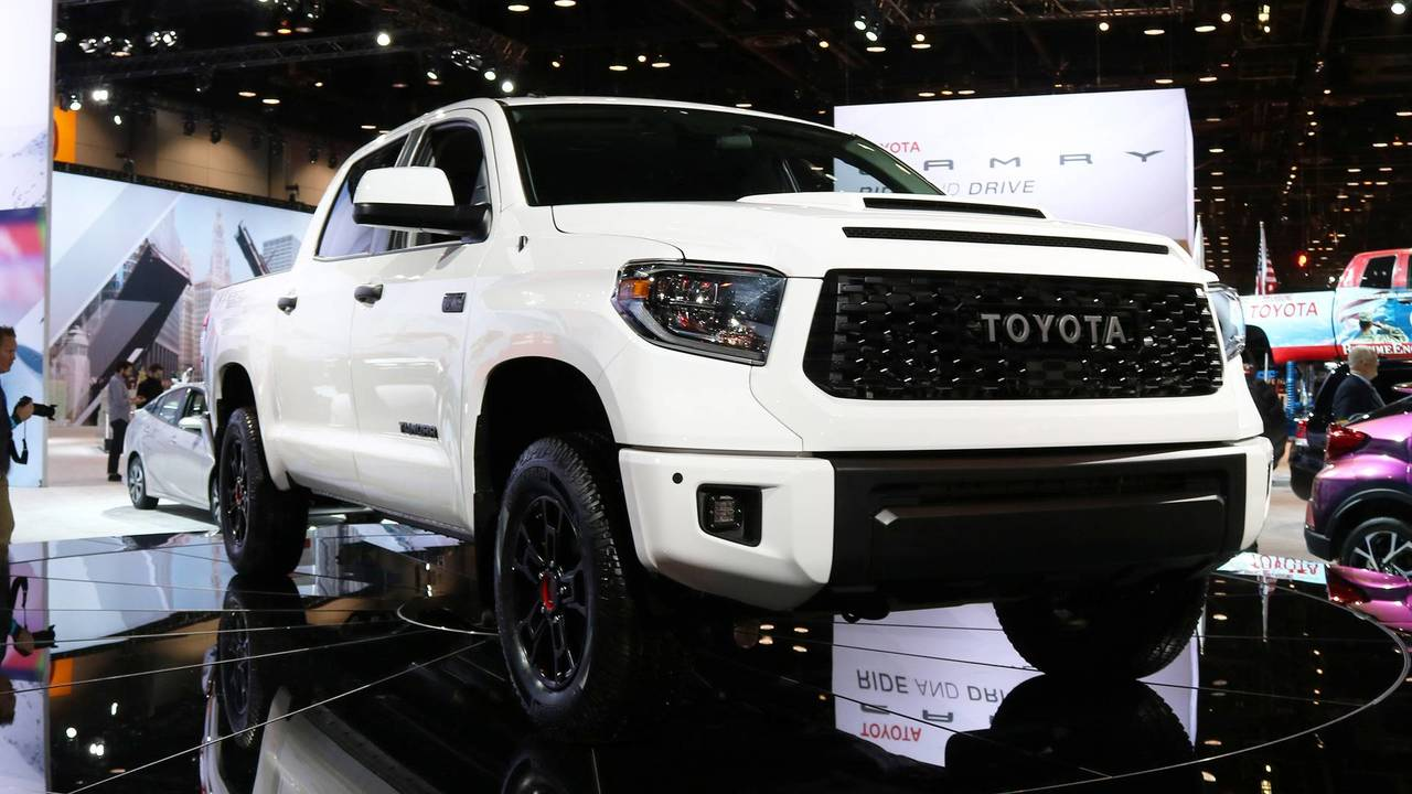 2017 Toyota 4runner >> 7 Things To Know About Toyota's Newest TRD Pro Trucks