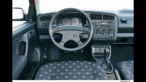 Volkswagen Golf, le foto storiche 017