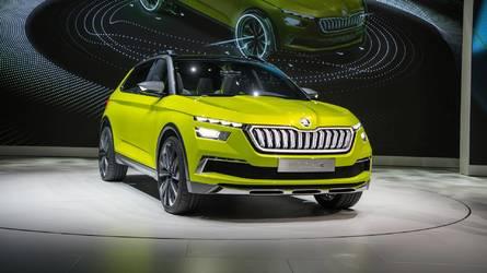 Skoda Vision X faz prévia do VW T-Cross com mais de 102 kgfm de torque