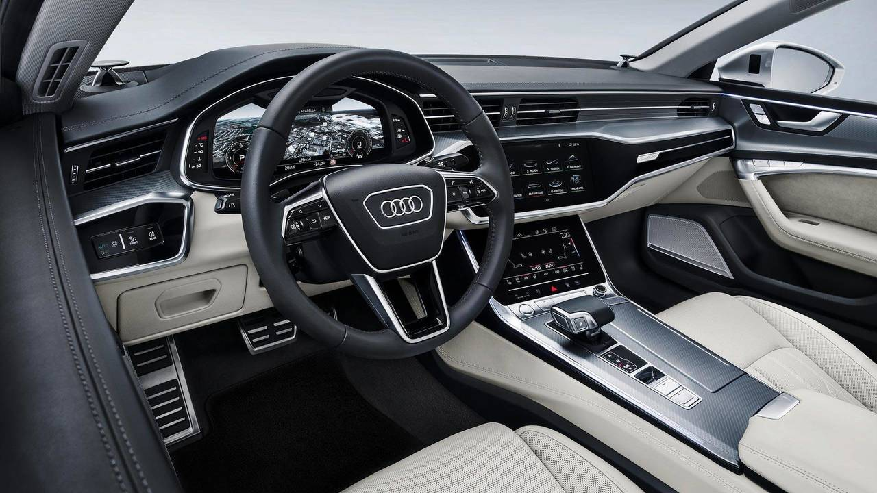 Audi A7 Sportback, equipo de audio Bang & Olufsen