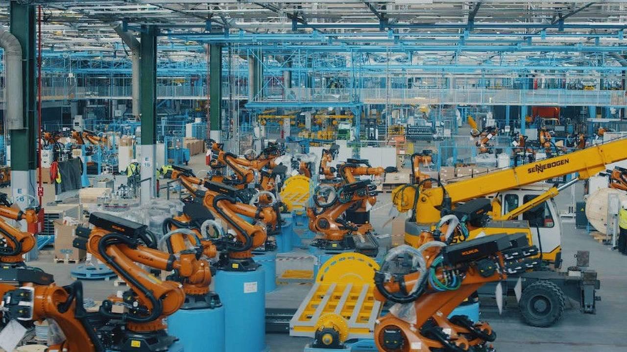 Ford fabbrica