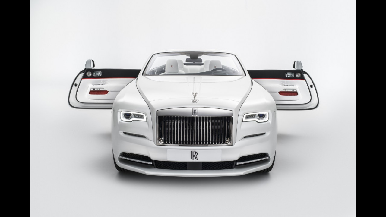 Rolls-Royce Dawn Inspired by Fashion 002