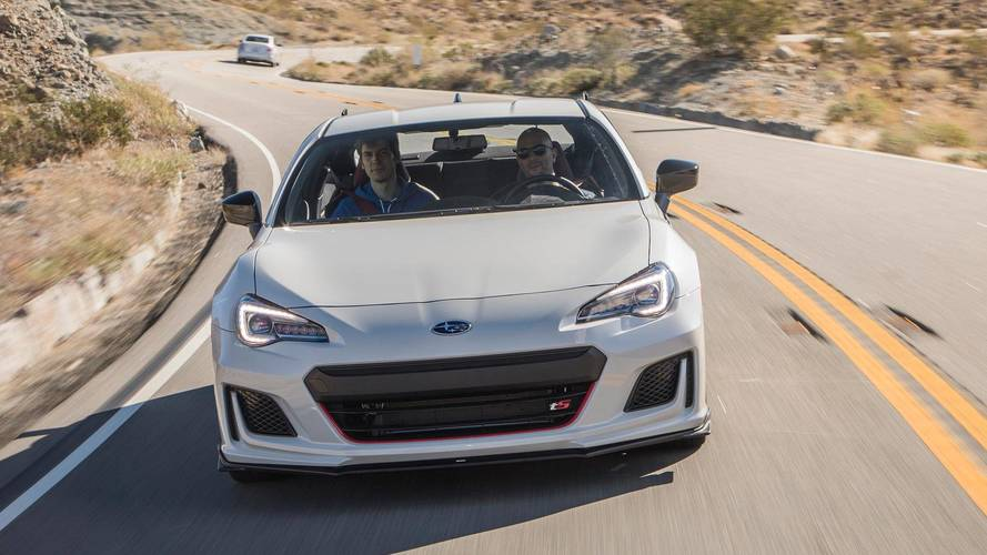 2018 Subaru BRZ tS: İlk Sürüş