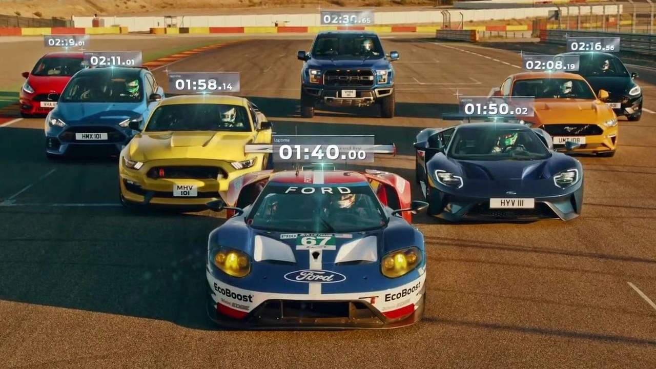 Ford Performance - race