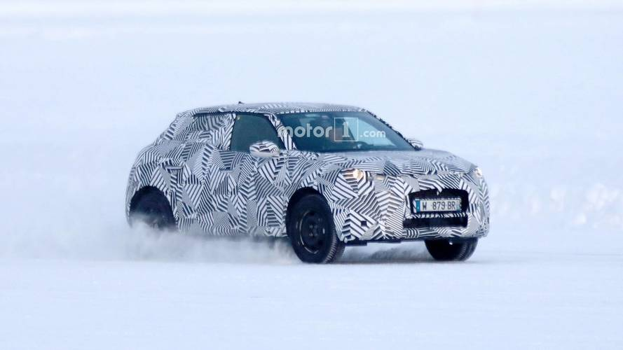 DS3 Crossback Spied For The First Time [UPDATE]