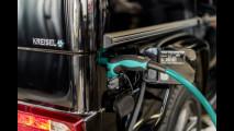 La Mercedes Classe G elettrica consegnata a Schwarzenegger