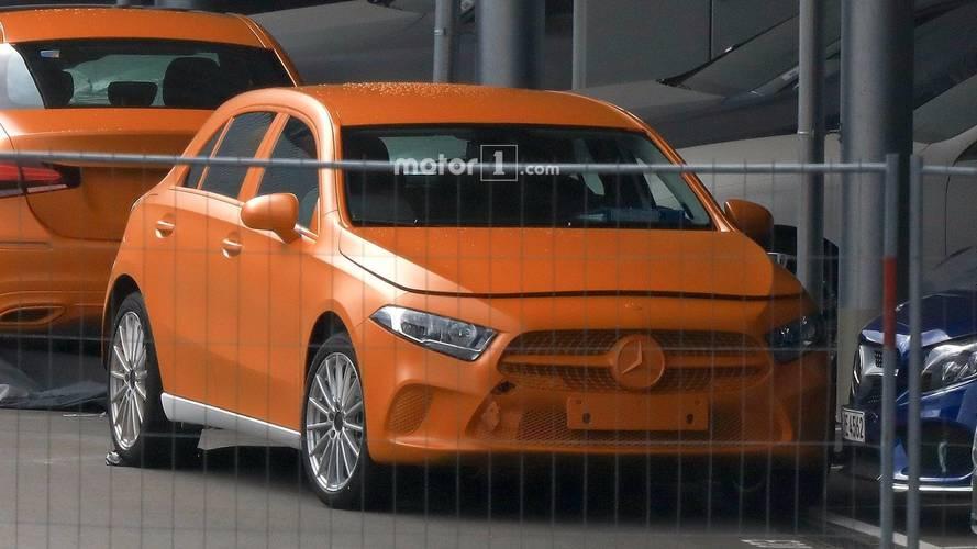 Fotos espía: 5 coches Premium que llegarán en 2018