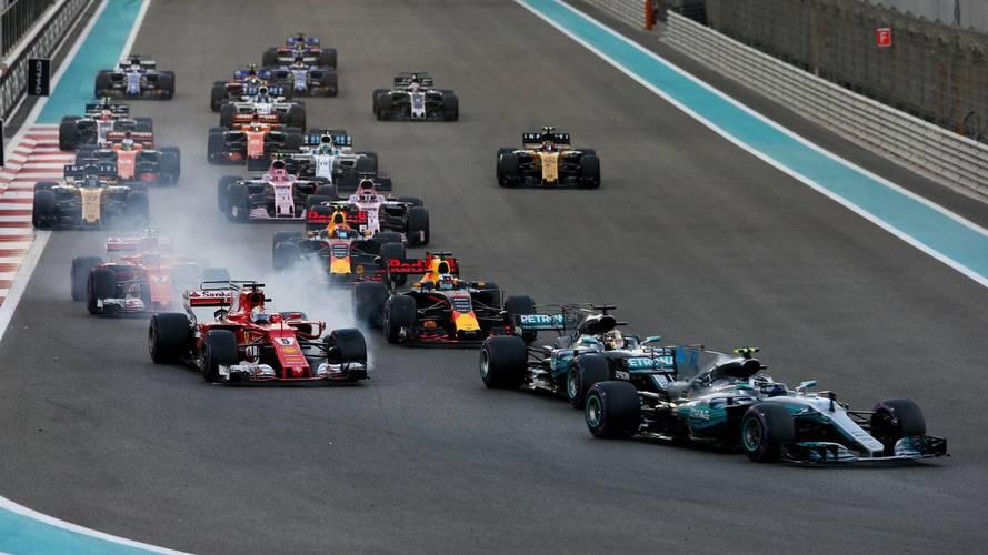 La Fórmula 1 se plantea hacer cambios en la parrilla de salida