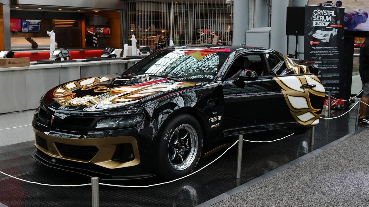 Trans Am Super Duty Converted For Drag-Racing Duty With ...
