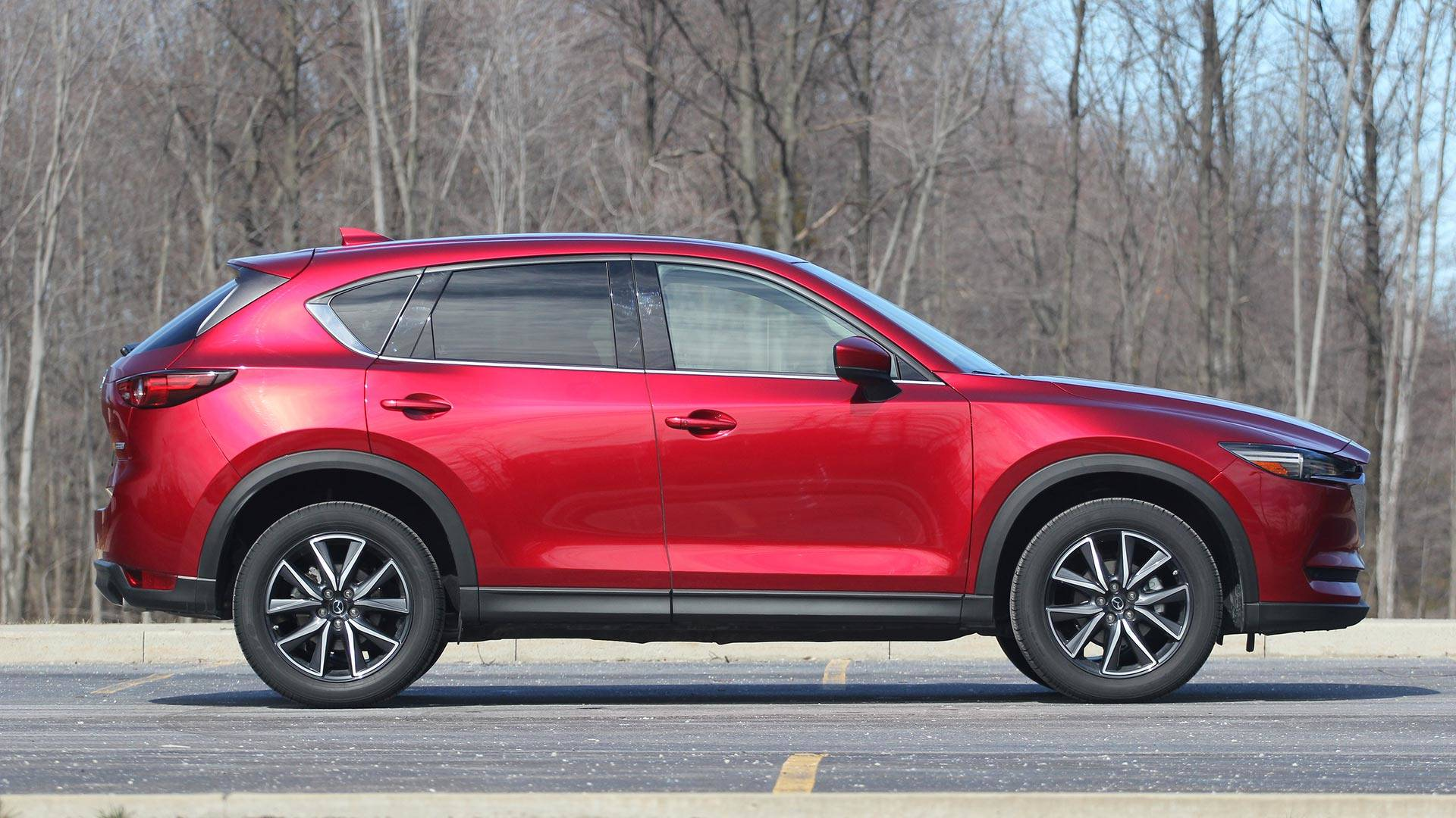 2018 Mazda Cx 5 Review Trailing Its Own Triumph