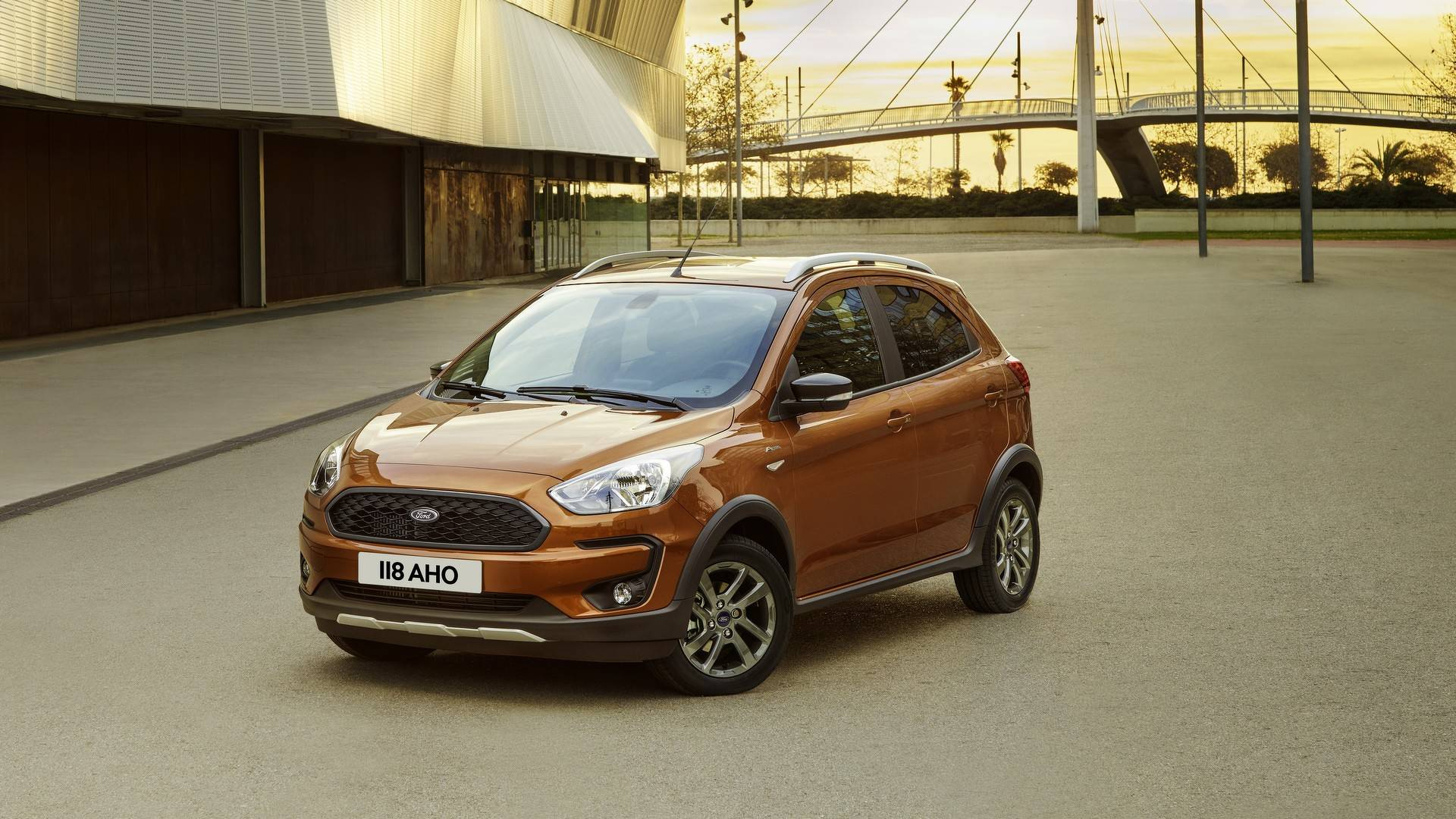 Ford Ka Facelift >> Ford Ka Facelift Unveiled With Crossover Esque Active Version