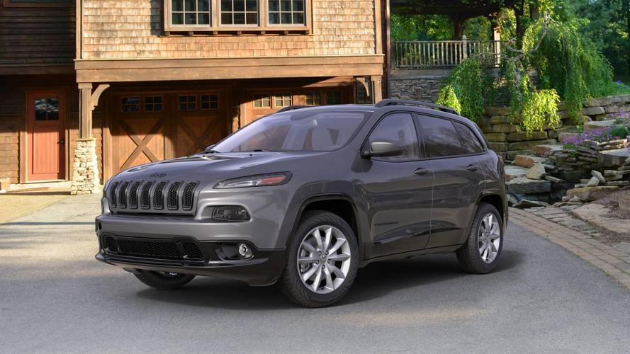 2. Jeep Cherokee