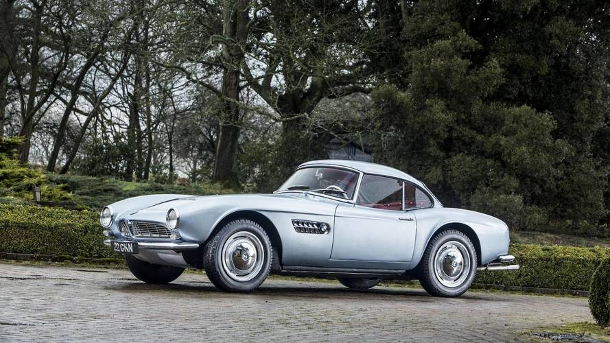 John Surtees' BMW 507 To Be Sold By Bonhams At Festival Of Speed