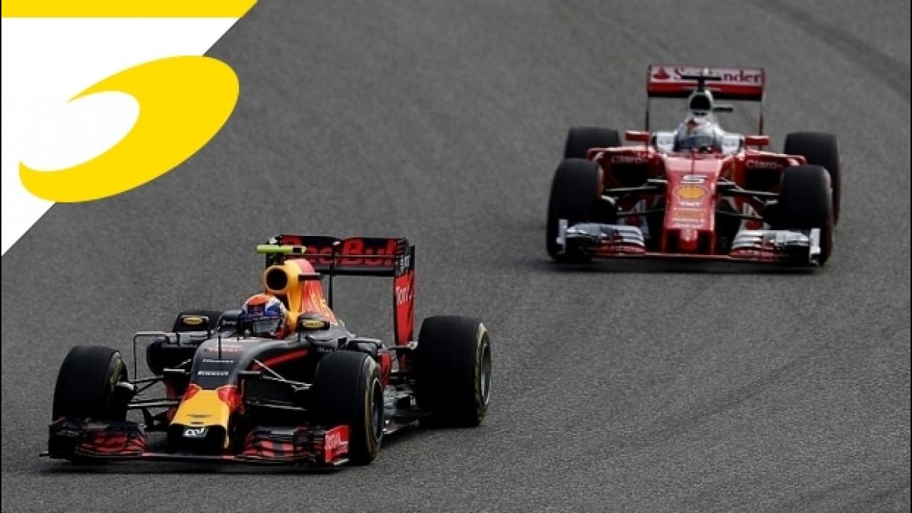[Copertina] - Formula 1, Horner difende Verstappen dalle critiche dei rivali