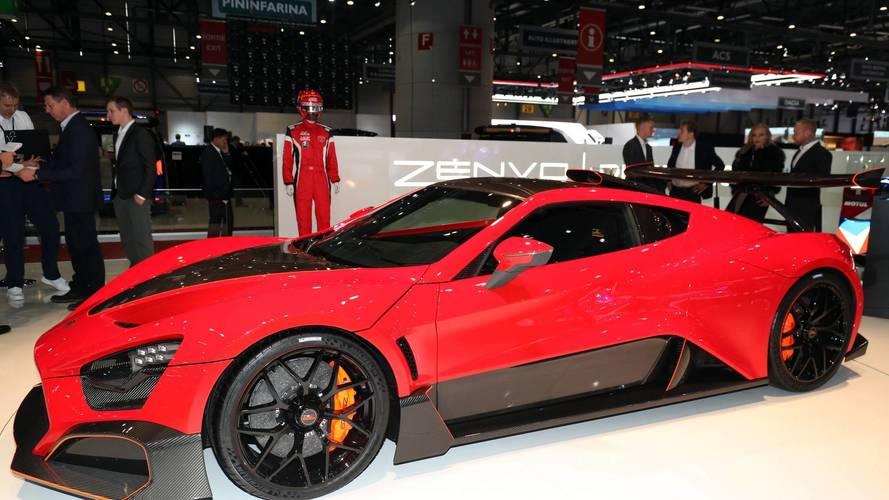 Genève 2018 - Zenvo présente la TSR-S, un monstre de 1200 chevaux