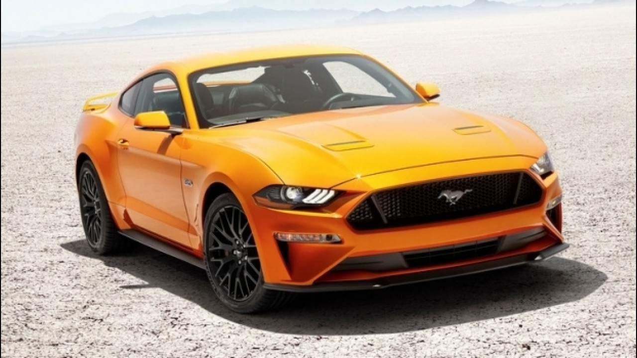 [Copertina] - Ford Mustang, un restyling supertecnologico