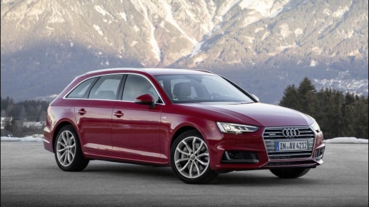 [Copertina] - Audi nuovi motori e allestimenti per A4, Q7 e TT