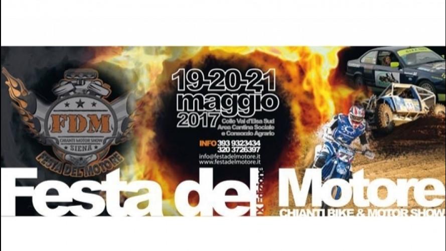 Festa del Motore, Chianti Bike and Motor Show, si riparte