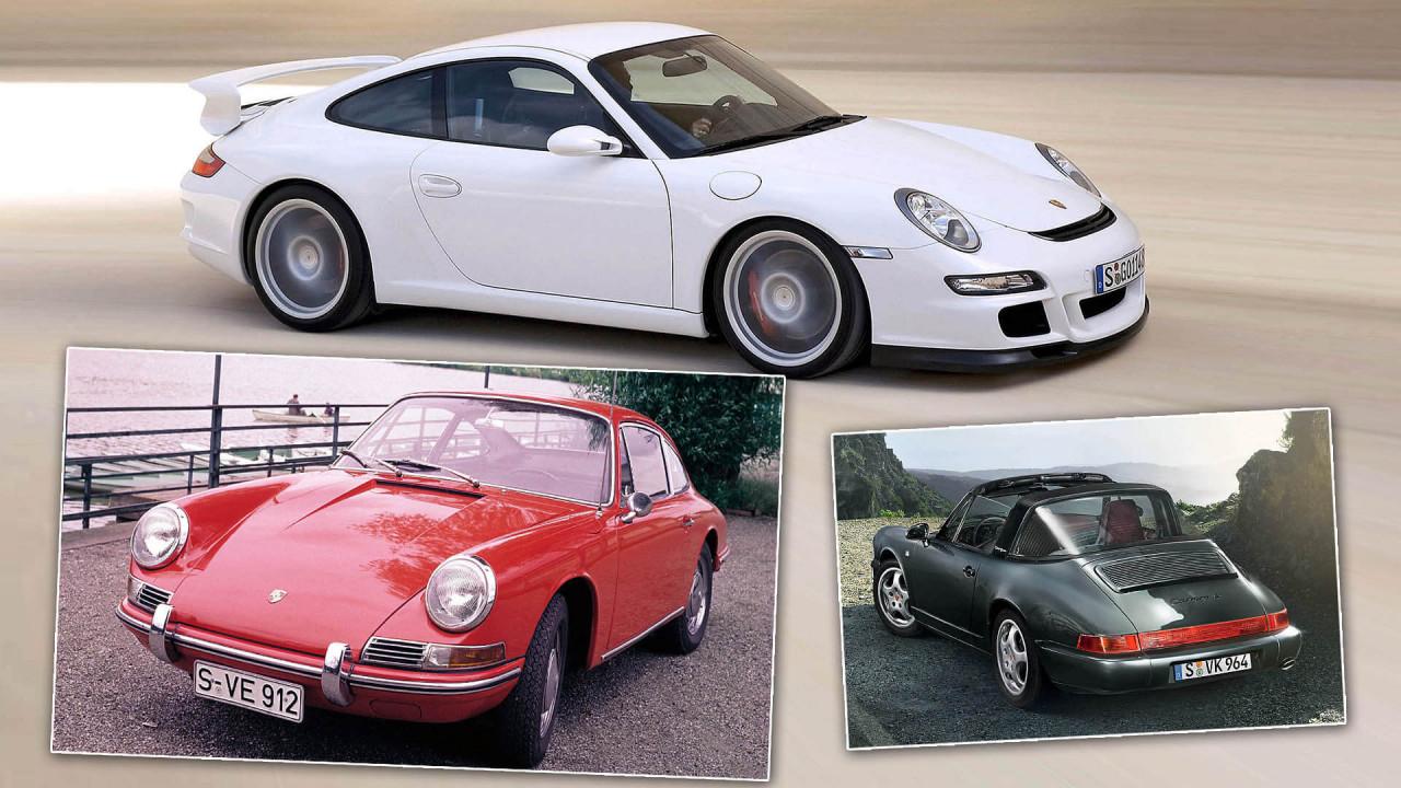 Porsche mit Potenzial