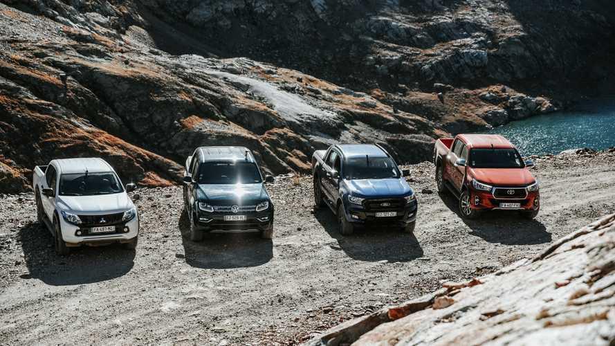 Escapade en pick-up dans les Alpes, on vous embarque avec nous !